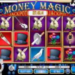 สวมบทนักมายากล พิชิตเงินก้อนโต กับ Money Magic สล็อต ออนไลน์ ที่ All New Gclub
